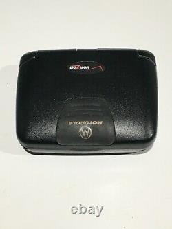 Vintage Motorola TIMEPORT p935 Pagewriter 2000x Two Way Pager