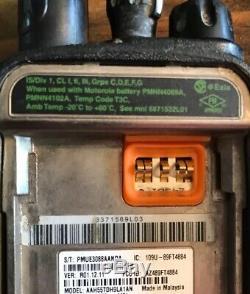 1 Motorola Xpr 6550 Uhf Mototrbo Dmr Numérique Radio Bidirectionnelle