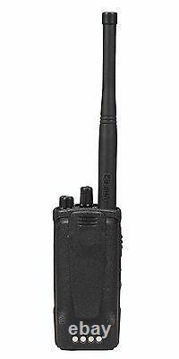 2 Motorola Rdx Rdv5100 5 Watt Vhf Business Radios Bidirectionnelle