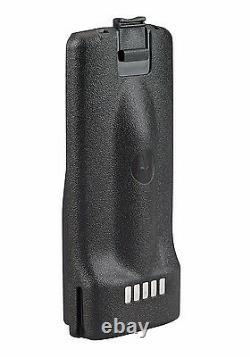 2 Motorola Rmv2080 2 Watt Vhf Business Deux-sens Radios. Météo Noaa