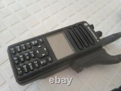 2 Motorola Xpr 7550e Radio À Double Sens Avecimpres Batt MIC & Charger Aah56rdn9ka1an