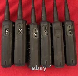 6 Motorola Dtr650 Radios Bidirectionnelle Numériques 900 Mhz