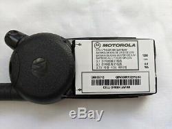 6 Nouveau Motorola Cls1110 Uhf Affaires Radios Bidirectionnelles Avec Chargeur Multi-unit