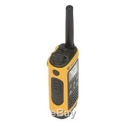 6 Pack Set Talkabout T402 Walkie Talkie 35 Mile Two Way Radio Étanche