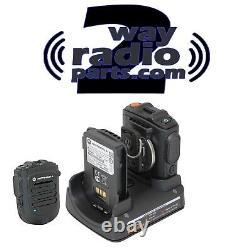 Apx8000 Xe Apx2000 Apx4000 Motorola Bluetooth MIC Haut-parleur À Distance Sans Fil