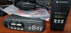 Forfait Motorola Ht1250 Ls + Et Cdm750 Radio Two Way