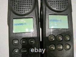 Lot De 10 Motorola Xts 3000 16ch H09ucf9pw7an 800mhz Two Way Radio