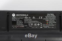Lot De 6 Motorola Clp1010 Uhf Two Way Radio 6-bay Chargeur Oreillette Tagnew Batterie