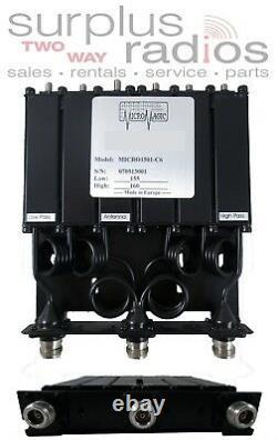 Micro Vhf 155-175mhz 50w Répéteur Duplexer N Connecteur Motorola Gr1225 Gr500