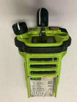Motorola Apx6000xe Uhf2 450-520mhz P25 Digital Handheld Radio Tdma Gps Is / Fm