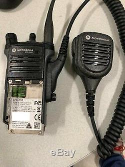 Motorola Apx 6000 P25 800mhz Modèle 1.5 Two Way Radio Apx6000