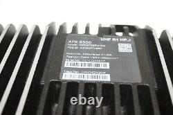 Motorola Apx 6500 Uhf R1 HP (380-470 Mhz) 110w 1000 Ch Radio Mobile (p25)