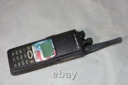 Motorola Astro 800mhz Xts5000 H18uch9pw7an Modèle III Two Way Radio Witho Batterie