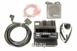 Motorola Astro Spectra Uhf 40 Watts 128 Ch 450-482 Mhz W5 Ham (montage À Distance)