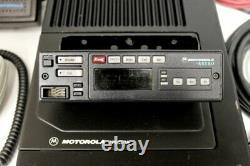 Motorola Astro Spectra Vhf 110 Watts 128 Ch 146-174 Mhz W5 2,5khz Ham