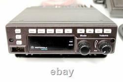 Motorola Astro Spectra Vhf P25 Radio Numérique Large / Étroite Trunking 146-174mhz Ham