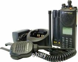 Motorola Astro Xts3000 III Vhf Numérique Radio À Deux Voies Smartzone Des-ofb Des-xl