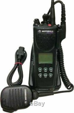 Motorola Astro Xts3000 Modèle II 800 Mhz Numérique Radio À Deux Voies Smartzone Omnilink