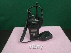 Motorola Astro Xts 2500 Modèle II Two Way Radio H46ucf9pw6an