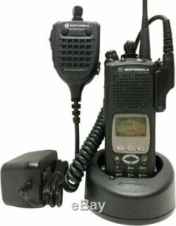 Motorola Astro Xts 5000 III 7/800 Mhz P25 Numérique Radio Two Way Commander II Adp