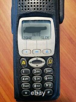 Motorola Astro Xts 5000 Modèle III Two Way Radio