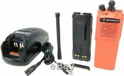 Motorola Astro Xts 5000 Vhf 136-174 Mhz P25 Radio Two Way Smartzone Omnilink Adp