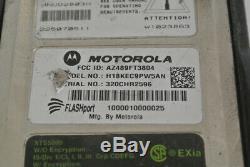 Motorola Astro Xts 5000 Vhf Radio À Deux Voies 136-174mhz Modèle I P25 Digita