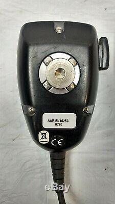 Motorola Cdm1250 Uhf 403-470mhz 64 Canaux À Deux Voies Mobile Aam25rkd9aa2an Avec Extras