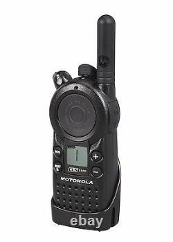 Motorola Cls1110 Uhf Business Radio Dans Les Deux Sens