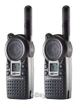 Motorola Cls1410 Uhf Affaires Radios Bidirectionnelles 4 Canaux 1 Une Paire Watt-