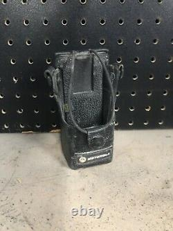 Motorola Cp200d Deux-way Radio No Charger Aah01qdc9jc2an