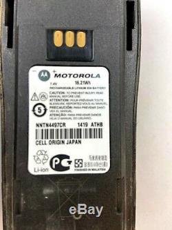 Motorola Cp200d Uhf Pleine Analogique Et Radio Bidirectionnelle Numérique