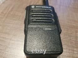 Motorola Dp3441e Uhf Portable Protable Two Way Radio 403 527 Mhz