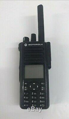 Motorola Dp4800 Uhf (ou Vhf) Numérique Radio À Deux Voies Talkie Walkie Dmr Ham
