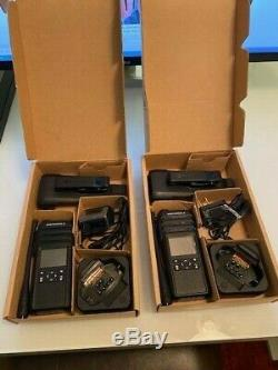 Motorola Dtr700 Numérique Radios Bidirectionnelles