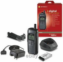 Motorola Dtr-410 Dtr410 Professionnel À Deux Sens Radio Walkie Talkie Nouveau