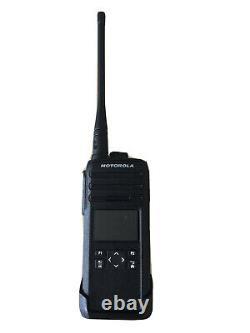 Motorola Dtr 700 900mhz Licence Gratuite Digital Radio Two Way