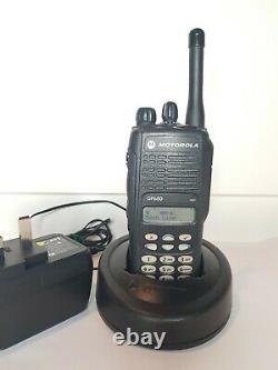 Motorola Gp680 Atex Radio Uhf Vhf (430-470mhz) Transmetteurs