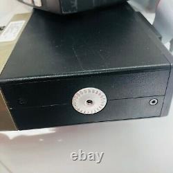 Motorola Gr1225 Répéteur Uhf Avec Tête De Commande De Programmation M44grc90c2aa 45 W