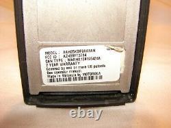Motorola Ht1250 Vhf 136-174 Mhz Aah25kdf9aa5an Deux Voies Radio W Une Batterie Morte 1