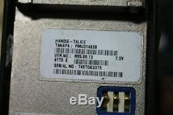 Motorola Ht1250 Vhf 136-174mhz Radio Bidirectionnelle Aah25kdf9aa5an Avec Batterie