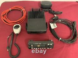 Motorola Mcs2000 Vhf 110 Watt 250ch Smartzone 146-174mhz Remote Radio