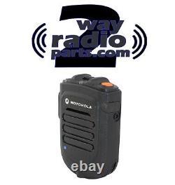 Motorola Mototrbo Bluetooth Haut-parleur À Distance Sans Fil MIC Kit Xpr7580 Sl3500e Nouveau