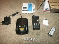 Motorola Mototrbo Dp4000e Numérique Bidirectionnelle Radio Mdh56jdn9ra1an