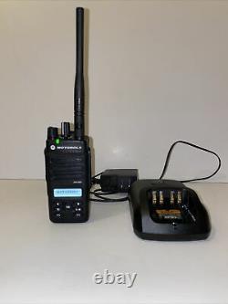 Motorola Mototrbo Xpr 3500 Vhf Radio À Deux Voies