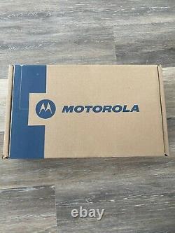 Motorola Mototrbo Xpr 5550e Vhf 136-174 Mhz, 45w Radio Mobile Numérique À Double Sens