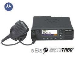 Motorola Mototrbo Xpr 5550e Vhf 136-174 Mhz, Digital Bidirectionnelle Mobile Radio