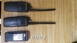 Motorola Mototrbo Xpr 6350 À Deux Voies Radio