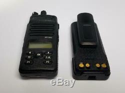 Motorola Mototrbo Xpr De Portable À Deux Voies Radio Uhf Aah02rdh9va1an