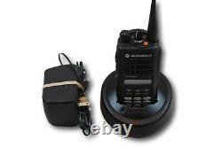 Motorola Mtx9250 Vie Privée Plus 900 Mhz Radio Ham